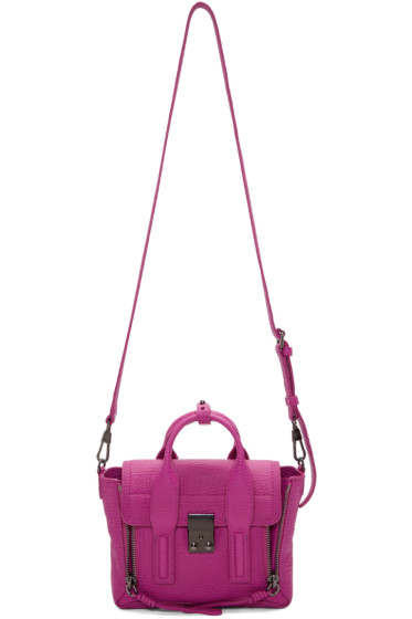 3.1 Phillip Lim - Pink Mini Pashli Satchel