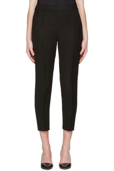 3.1 Phillip Lim - Black Jute Pencil Trousers