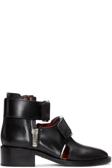 3.1 Phillip Lim - Black Addis Boots