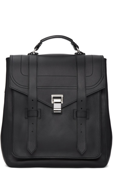 Proenza Schouler - Black PS1+ Backpack