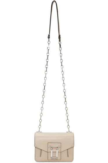 Proenza Schouler - Beige Hava Chain Crossbody Bag