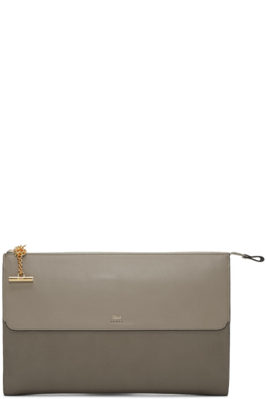 Chloé - Grey Joe Pouch