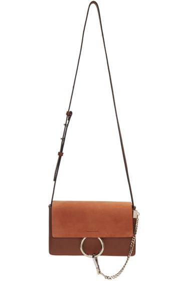Chloé - Brown Small Faye Bag