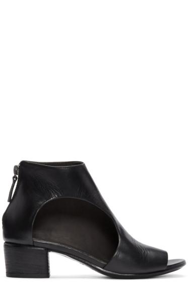 Marsèll - Black Bo Sandalo Boots