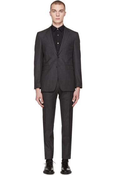 Burberry - Grey Millbank Suit