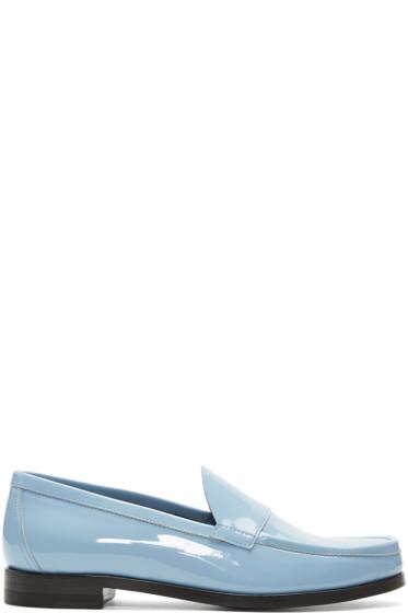 Pierre Hardy - Blue Hardy Loafers