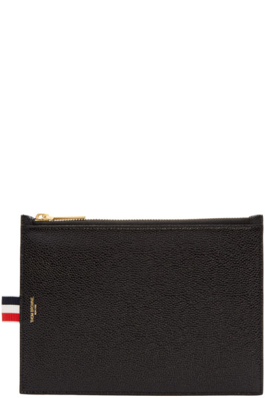 Thom Browne - Black Large Coin Purse