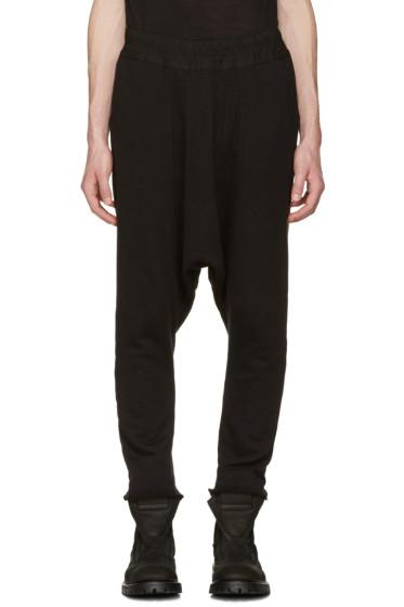 Julius - Black Sarouel Trousers