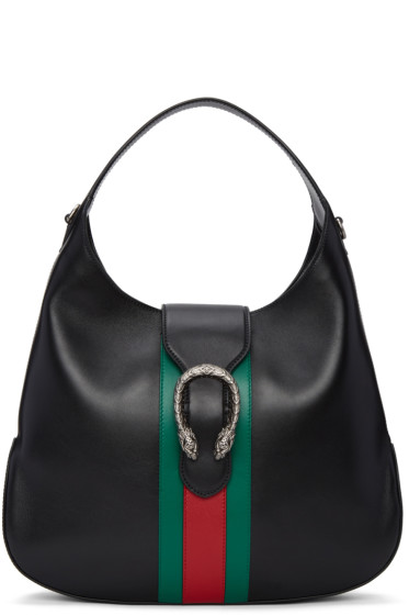 Gucci - Black Dionysus Hobo Bag