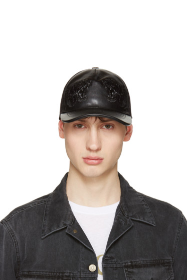 Gucci - Black Tiger Baseball Cap