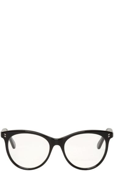 Stella McCartney - Black Cat Eye Glasses