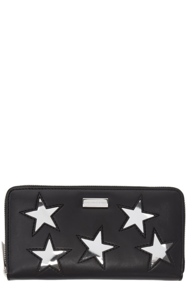 Stella McCartney - Black Star Wallet