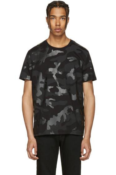 Valentino - Black Camunoir T-Shirt