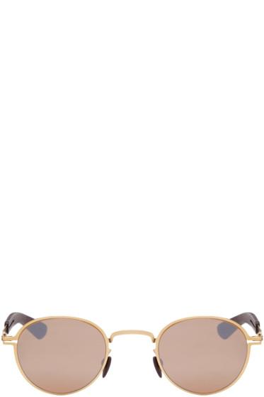 Mykita - Gold Quince Sunglasses
