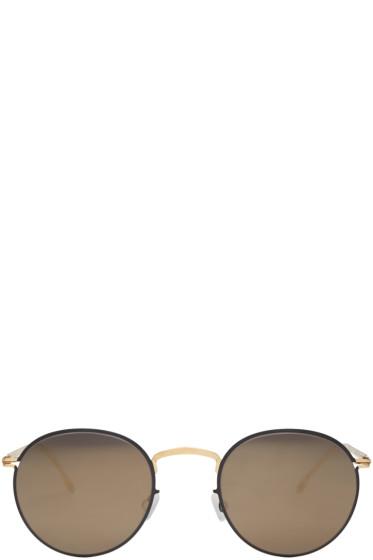 Mykita - Black Gianni Decades Sunglasses