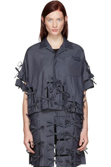 Facetasm - Indigo Ties Shirt