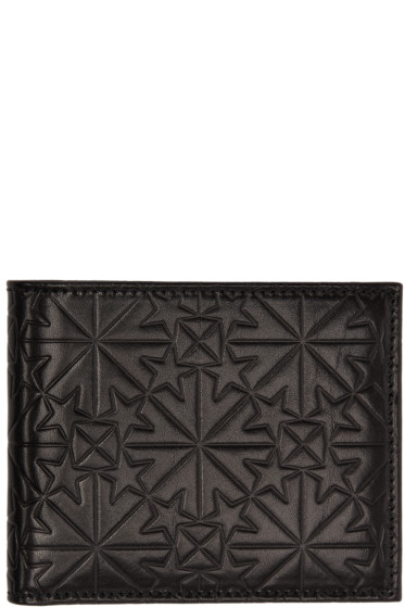 Jimmy Choo - Black Star Mark Wallet