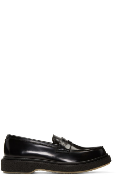 Adieu - Black Type 5 Loafers