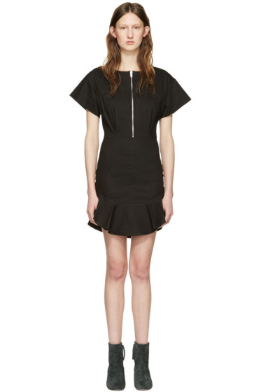 Isabel Marant Etoile - Black Neit Dress