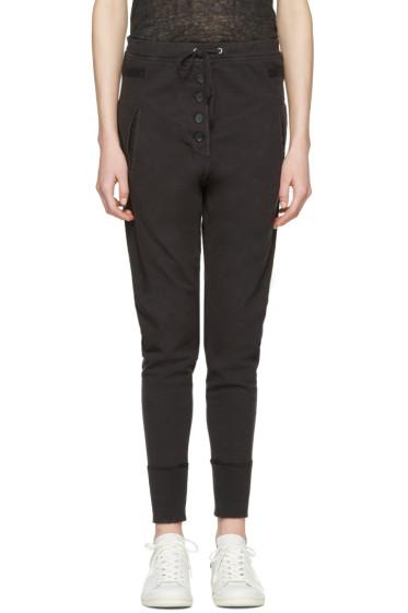 Isabel Marant Etoile - Black Angele Lounge Pants
