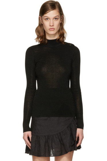 Isabel Marant Etoile - Black Destiny Turtleneck