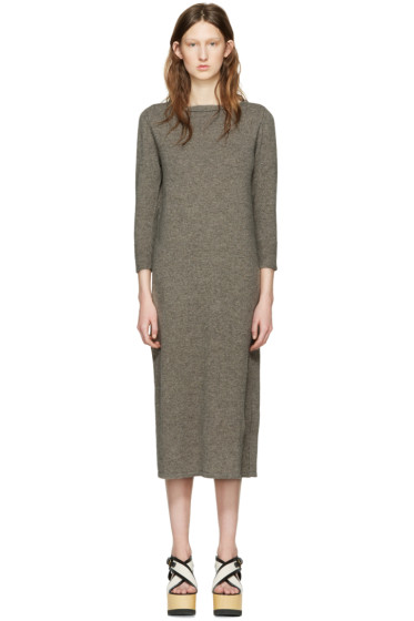 Isabel Marant - Grey Cara Knit Dress