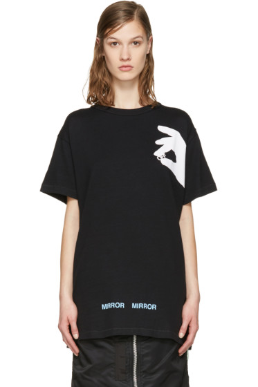 Off-White - Black Hand 'Off' T-Shirt