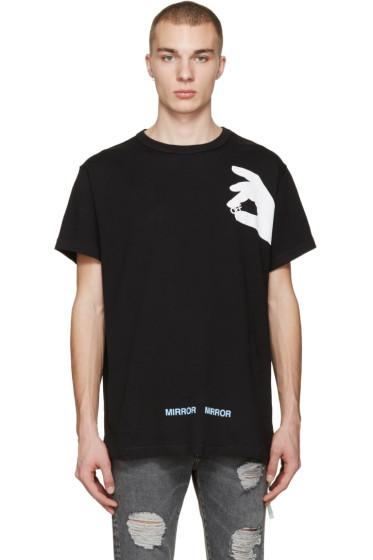 Off-White - Black Hand 'Off' T-Shirt