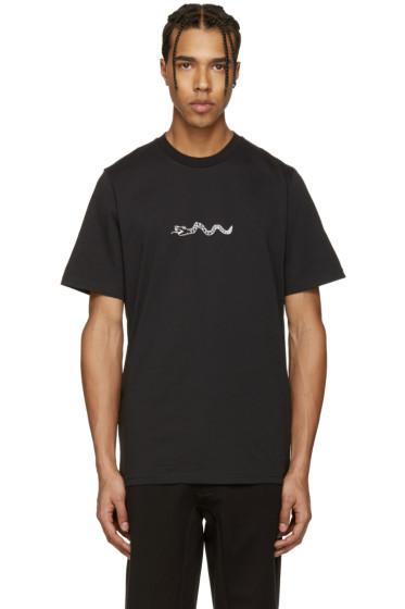 OAMC - Black Beelzebub T-Shirt