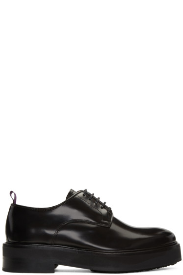 Eytys - Black Leather Kingston Derbys