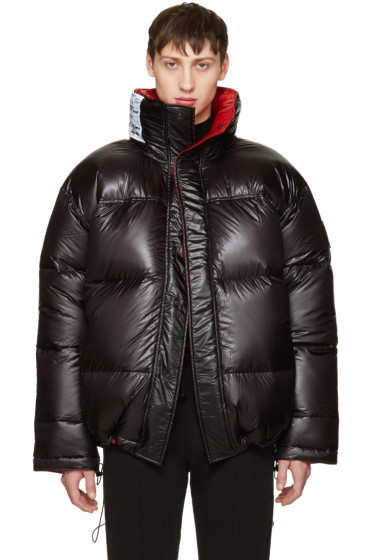 Vetements - Reversible Black Canada Goose Edition Down Coat