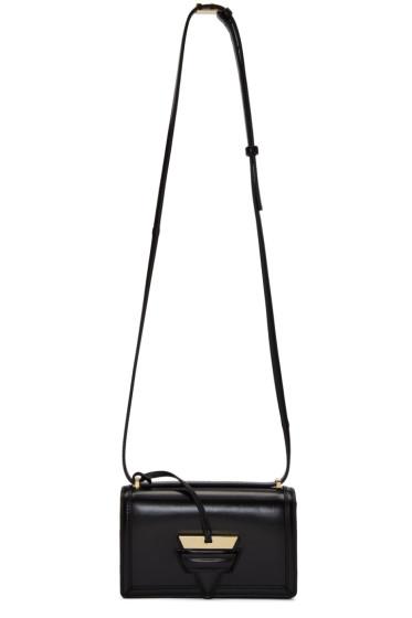 Loewe - Black Small Barcelona Bag