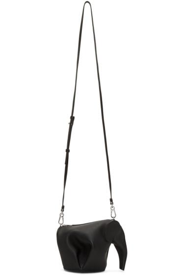 Loewe - Black Mini Elephant Bag