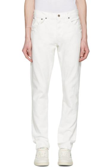 Simon Miller - White Wayne Jeans
