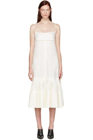 Brock Collection - Ivory Dahlia Dress
