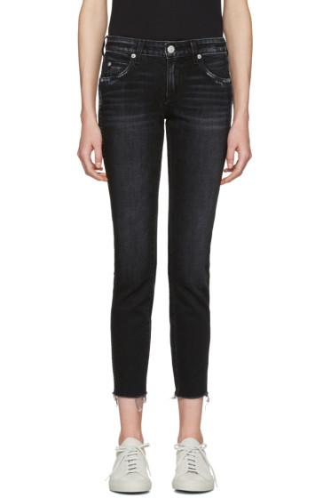 Amo - Black Stix Jeans