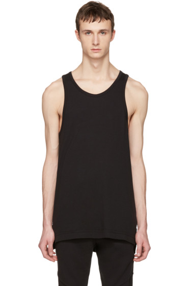 John Elliott - Black Mercer Tank