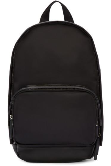 Haerfest - Black Nylon H1 Backpack
