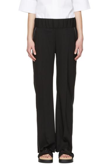 Totême - Black Tella Trousers