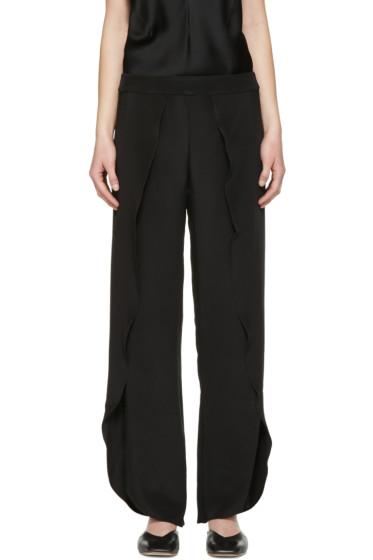 Totême - Black Toulon Trousers