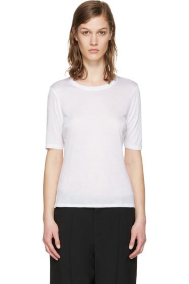 Totême - White Stockholm T-Shirt