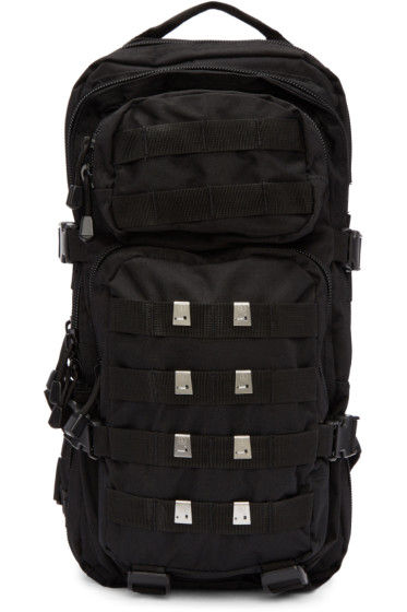 Alyx - Black fragment Edition Military Straps Backpack
