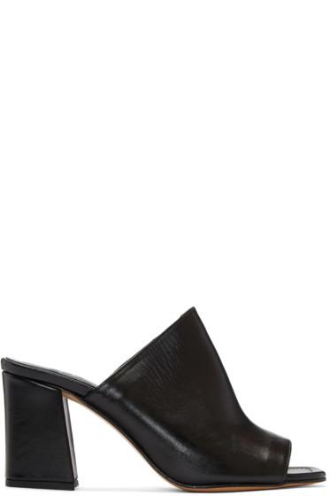 Maryam Nassir Zadeh - Black Penelope Slide Sandals