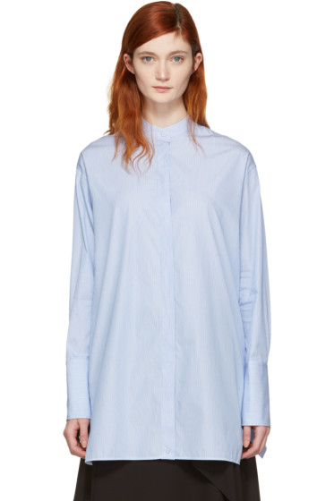 Ports 1961 - Blue Striped Three-Way Shirt