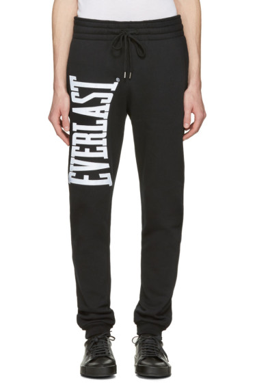 Ports 1961 - Black Everlast Edition Lounge Pants