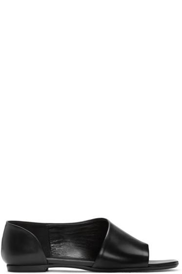 ATP Atelier - Black Rei Sandals