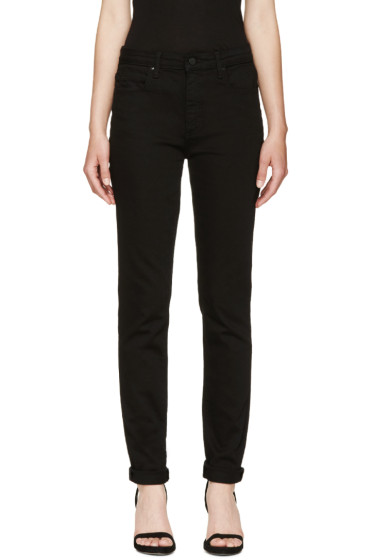 Alexander Wang - Black Wang 001 Slim Fit Jeans