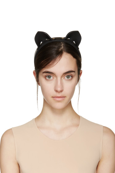 Fleet Ilya - Black Cat Ear Headband