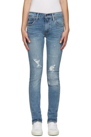 Levi's - Blue 505C Jeans
