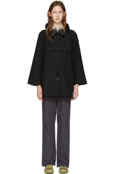 Visvim - Black North Slope Smock Jacket